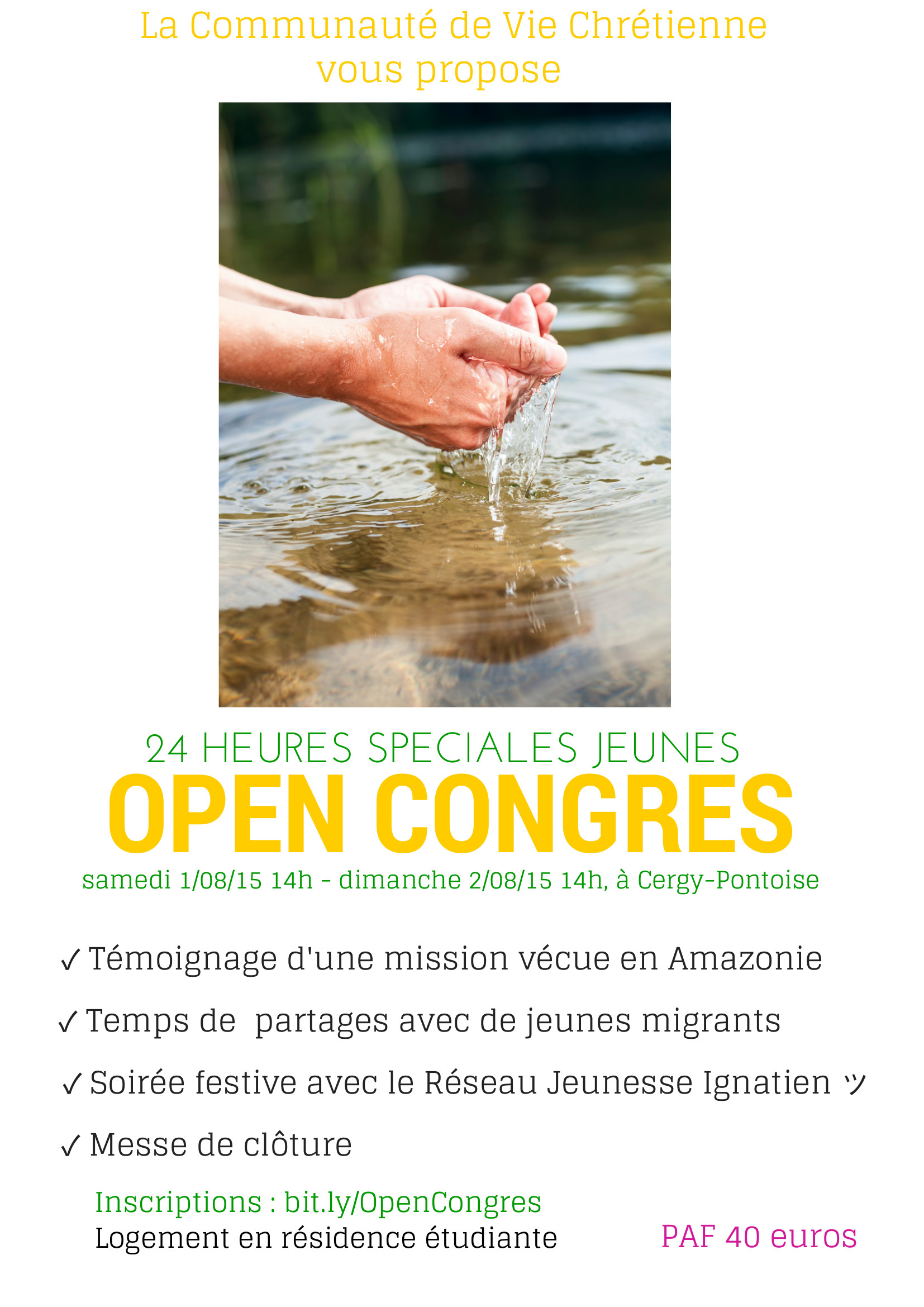 Open Congres visuel